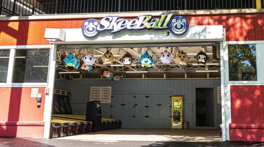 Overlook Skeeball