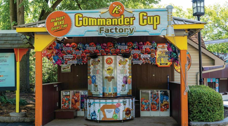 Commander Cup Factory
