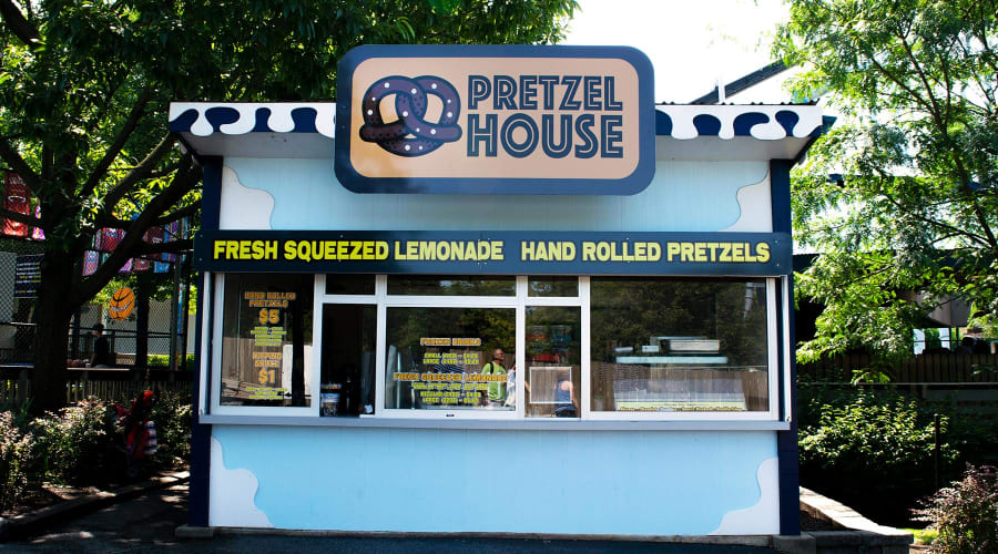Image of Pretzel House location