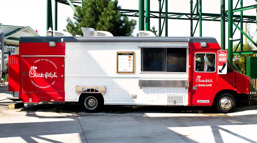 Chick-fil-A Food Truck