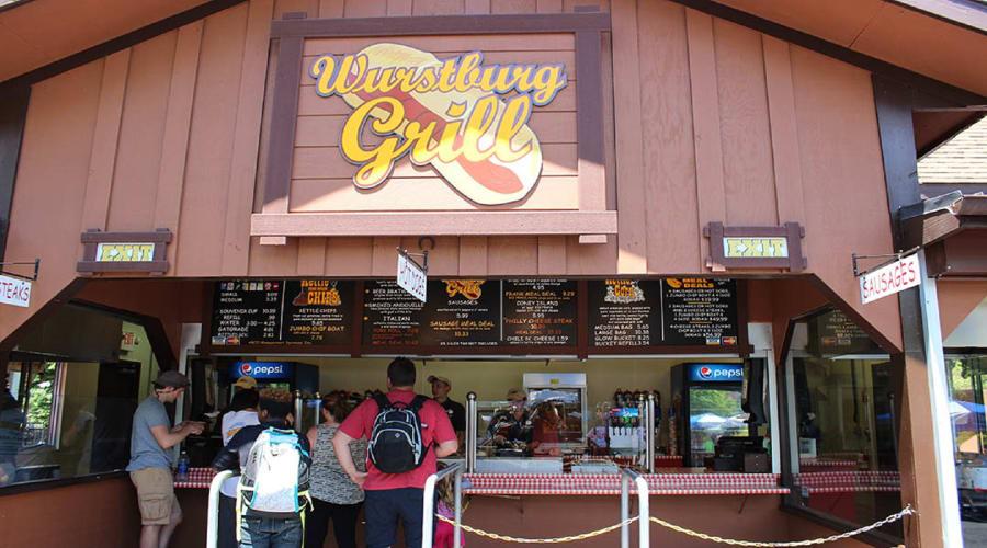 Wurstburg Grill