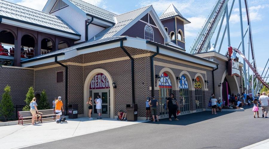 Candymonium Shop at Hersheypark