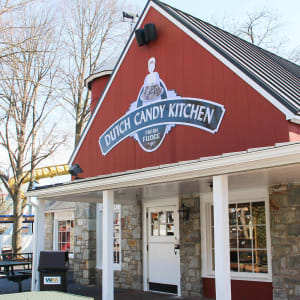 Dutch Fudge store inside Hersheypark