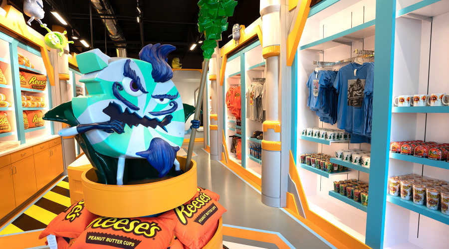 Reeses Cupfusion Retail