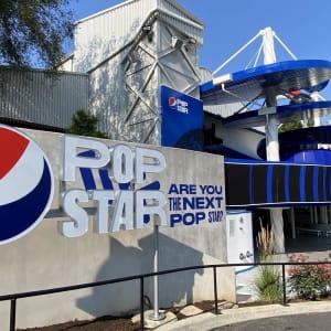Pepsi Pop Star Building