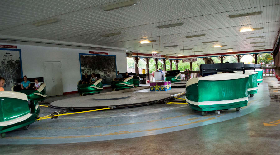 Whip Ride at Hersheypark