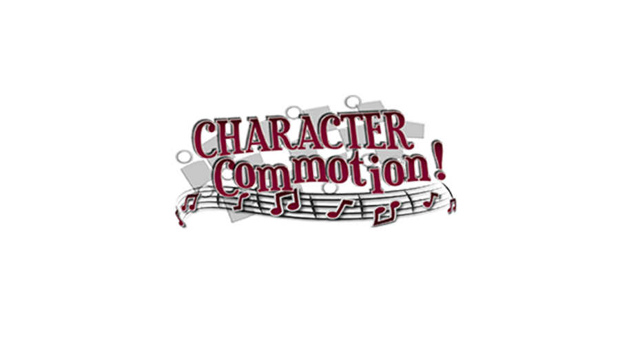 character commotion