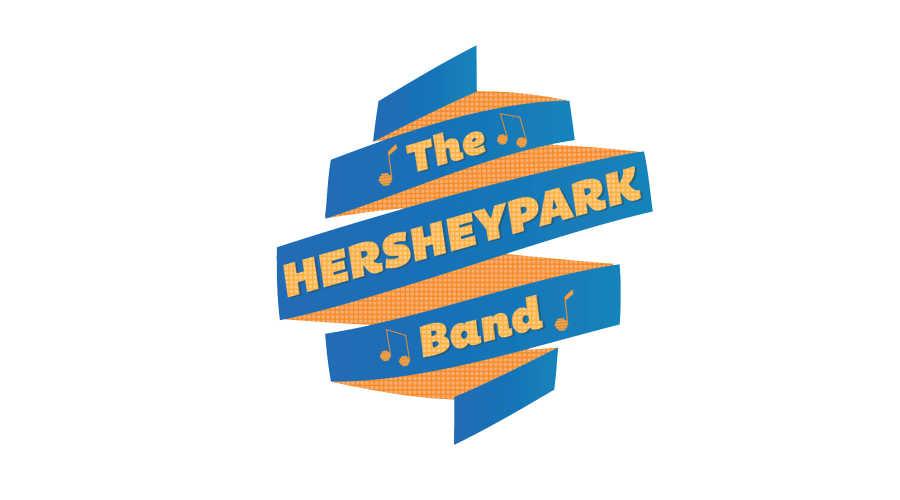 Hersheypark Band Logo